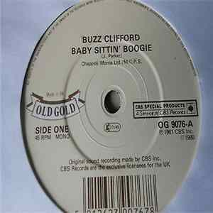 Buzz Clifford / Bobby Vinton - Baby Sittin' Boogie / Roses Are Red Album