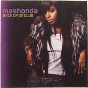 Mashonda - Back Of Da Club Album